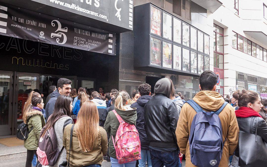 El 25 Festival Solidario de Cine Español inicia su Sección Infantil y Juvenil