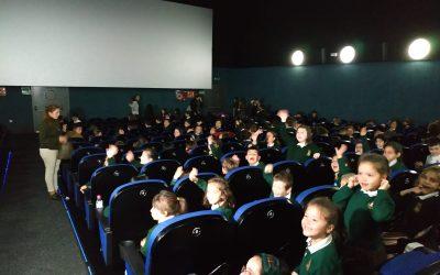 Más de 5.000 niños y adolescentes pasarán por las sesiones del Festival de Cine Español