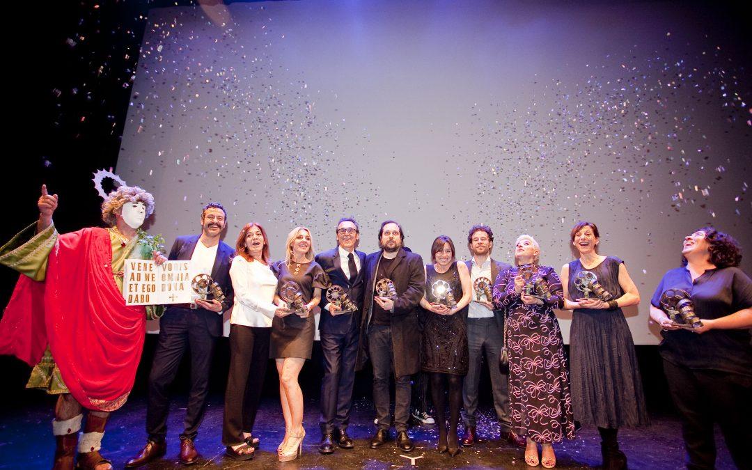 La gala de los Premios San Pancracio reivindica el espacio de la mujer en el cine y un tren digno para Extremadura